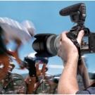 Micros pour caméra vidéo et smarphone