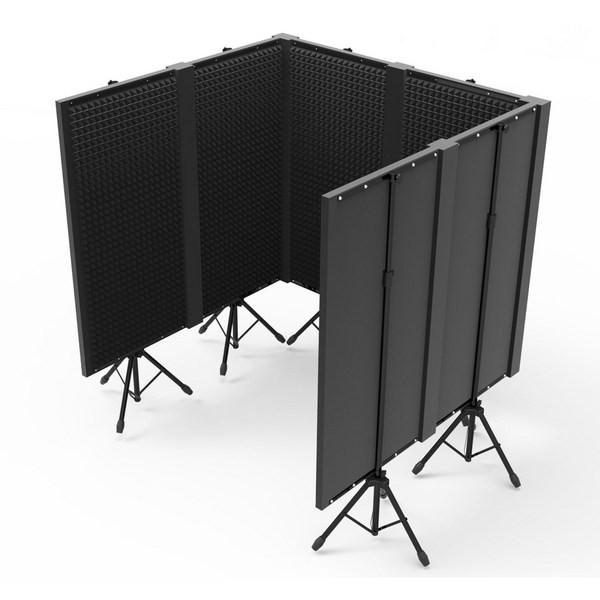 foam 400 panel mousse acoustique mat riaux de. Black Bedroom Furniture Sets. Home Design Ideas